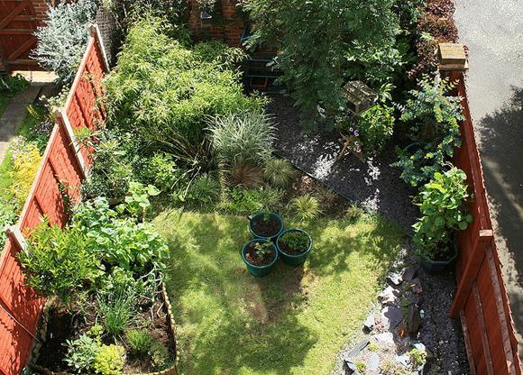 facilement son jardin en ville