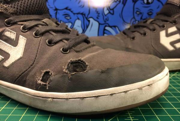 Donner une nouvelle vie à ses chaussures de skate