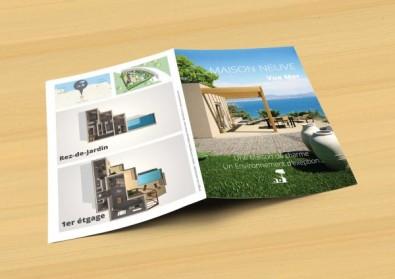 La brochure immobilière : des atouts indéniables