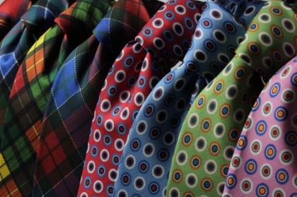 MODE HOMME : Comment choisir la couleur de sa cravate ?