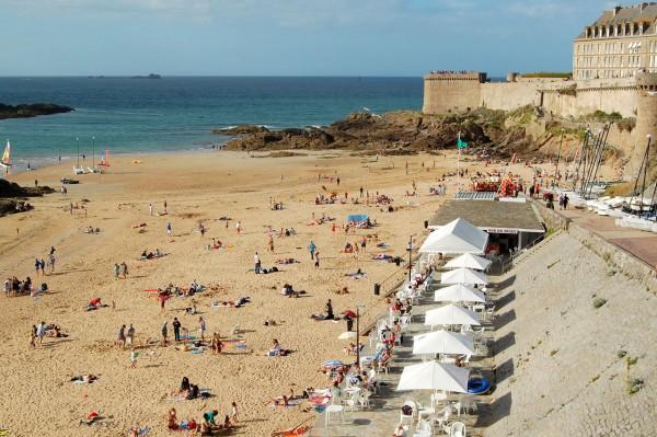 Plage-de-Saint-Malo