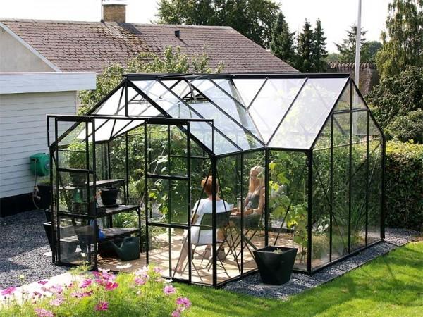 am nager un jardin d hiver chez soi. Black Bedroom Furniture Sets. Home Design Ideas