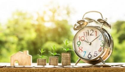 Les taux d'intérêt des emprunts immobiliers