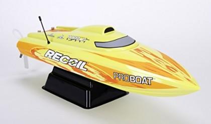 Le bateau radiocommandé, un jouet pour petit et grand