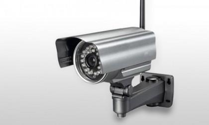 Caméra espionne ou   caméra de surveillance sans fil ?