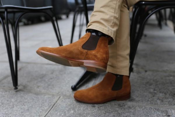 Bien choisir ses chaussures pour être beau