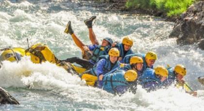 Des activités proches de la nature pour un team building
