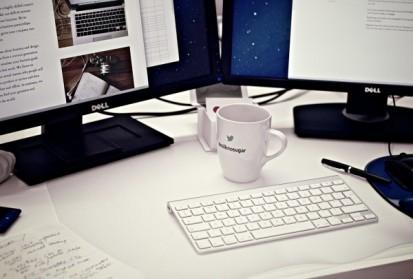 5 choses à considérer pour un bureau d'ordinateur