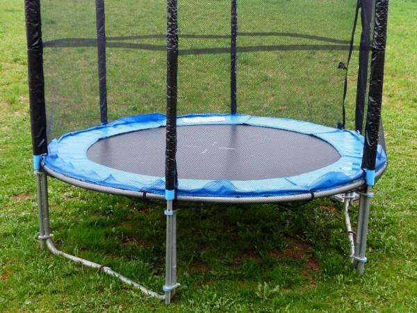 La trampoline n'est pas réservée aux enfants