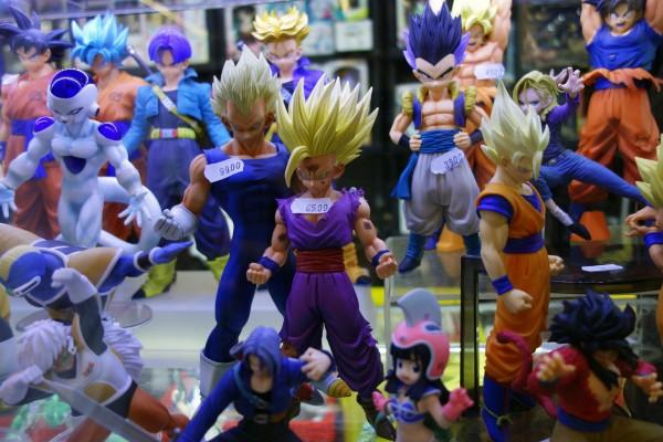 Explosion des ventes de produits dérivés d'anime japonais