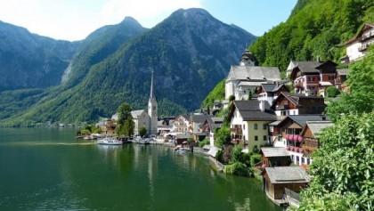 Hallstatt ou le romantisme à l'autrichienne