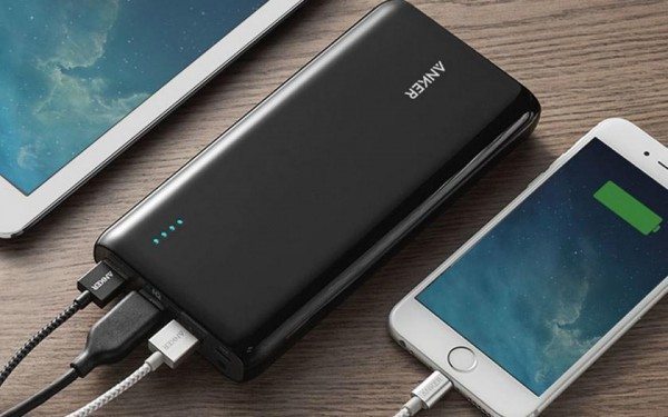 La batterie externe, le compagnon indispensable en voyage