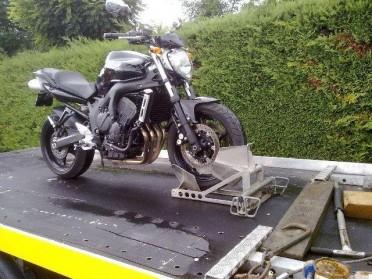 La garantie dépannage moto : modalités et services ?