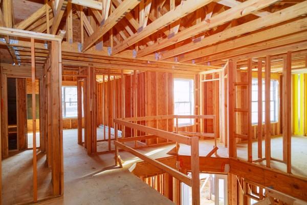 Les construction en bois sont à la mode !