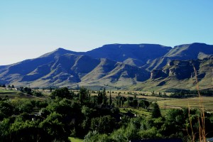 Montagnes du Drakensang