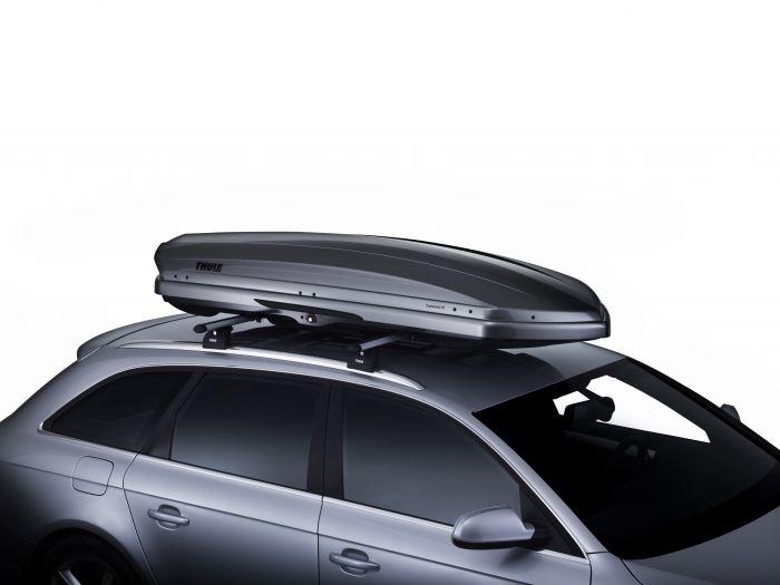 Coffre de toit : indispensable quand on part en vacances