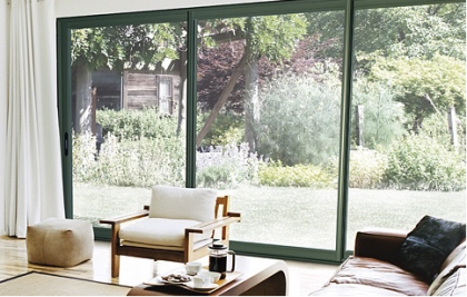 Menuiseries extérieures: privilégier la baie vitrée