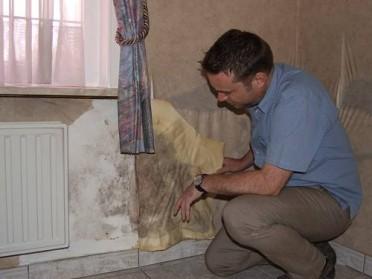Quels sont les signes d'une maison humide?
