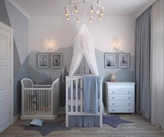 Quel rideau pour la chambre enfant ?