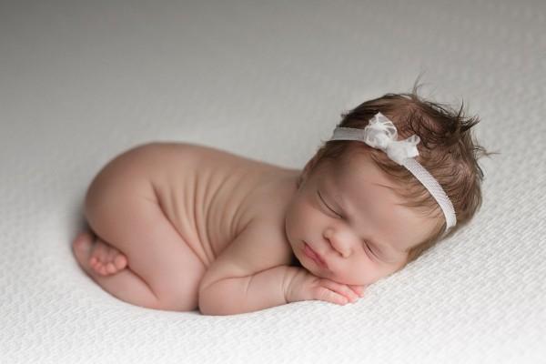 Comment prendre un nouveau-né en photo