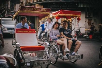 Circuit au Vietnam : les différents moyens de transport