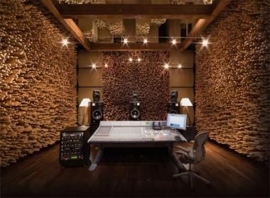 Les équipements pour traiter l'acoustique d'un studio