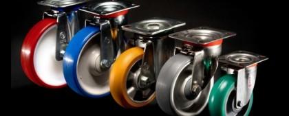 Comment bien choisir vos roues et roulettes industrielles?