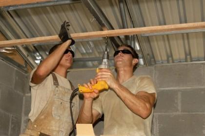 Tout savoir sur l'Installation de plafonds tendus