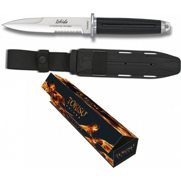 Zoom sur les critères de choix d'un couteau de survie