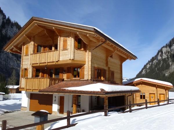 Toutes les caractéristiques d'une maison en bois
