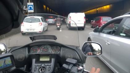 Moto taxi : les avantages pour un déplacement professionnel