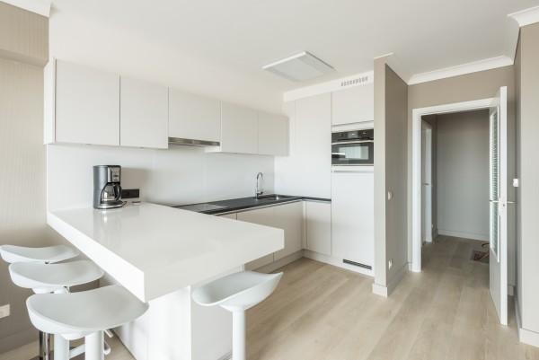 Gros plan pour aménager une cuisine pour studio