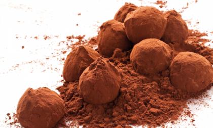 La truffe au chocolat devenait tendance au-delà des fêtes