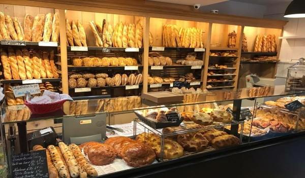 Les grandes lignes d'un agencement de boulangerie moderne