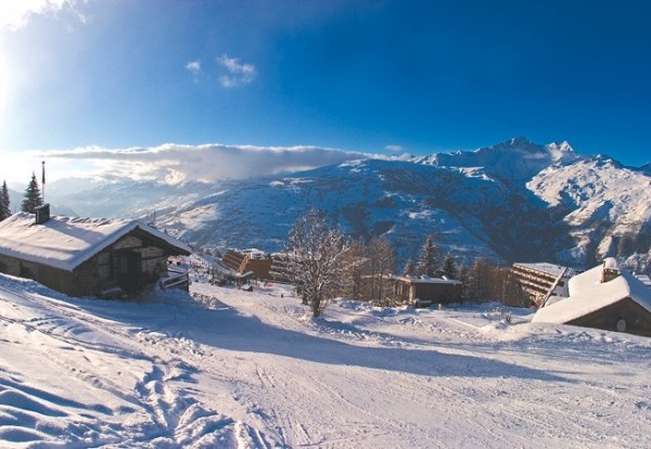 Bourg St Maurice : un vaste domaine skiable