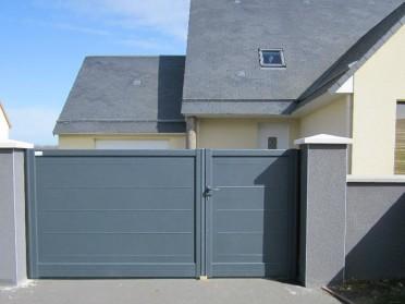 Quel portail choisir pour sa maison ?