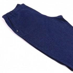 Des pantalons à taille élastiques