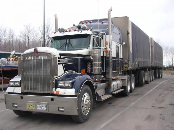 defis auxquels fait face le transport routier au canada