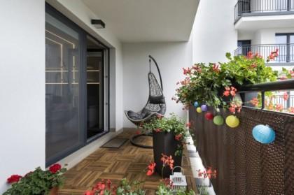 3 idées très simples pour aménager un petit balcon
