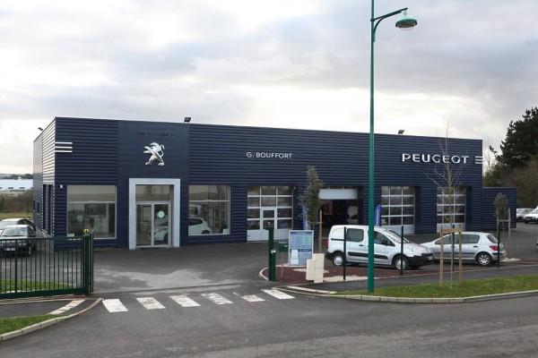 Garage Peugeot à saint cannât : ce qui est amélioré