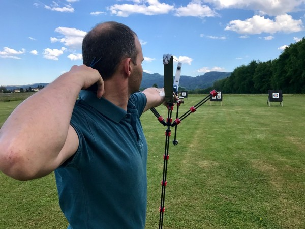 Archery tag : entre Paintball et balle au prisonnier