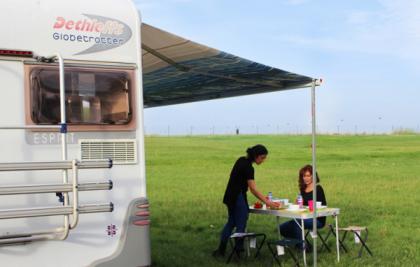 Choisir une table de camping pour ses vacances