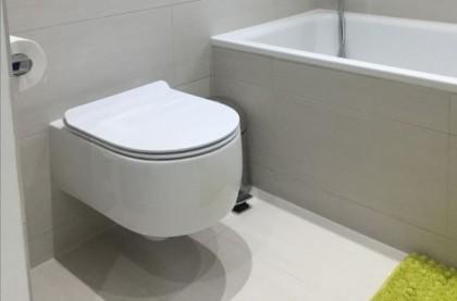 WC suspendu : un gain de place dans les toilettes