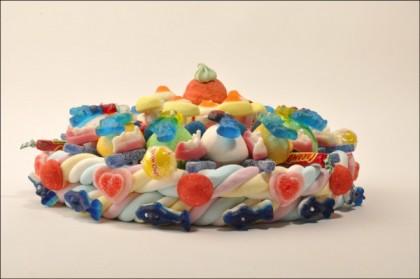 Des gâteaux de bonbons pour vos événements