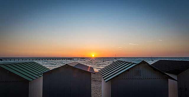 S'essayer à la photo de coucher de soleil