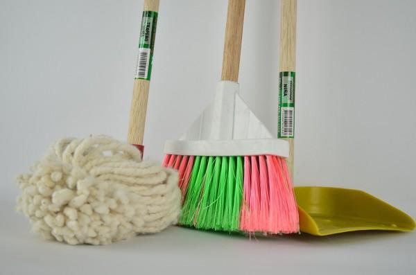 Pourquoi utiliser le duo balai et pelle à poussière ?