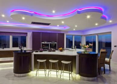 Bien choisir un plafonnier LED pour un intérieur chic