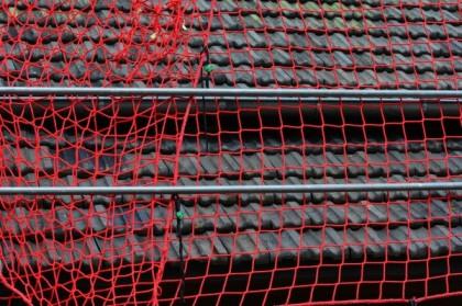 Filet anti-chute de chantier : Il peut sauver des vies