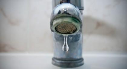 Fuite d'eau importante, dégâts des eaux