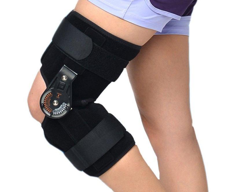 Orthese genou: qu'est ce que c'est, en quoi est-ce utile